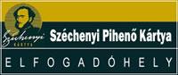 Széchenyi Pihenő kártya elfogadó hely